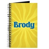 Brody Sunburst Journal