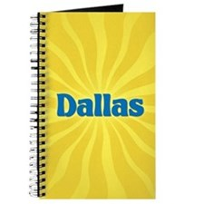 Dallas Sunburst Journal