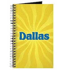 Dallas Sunburst Journal