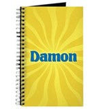 Damon Sunburst Journal