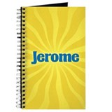 Jerome Sunburst Journal