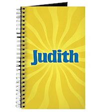 Judith Sunburst Journal