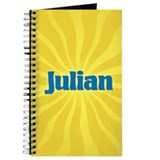 Julian Sunburst Journal