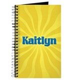 Kaitlyn Sunburst Journal