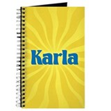 Karla Sunburst Journal