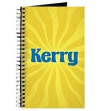 Kerry Sunburst Journal