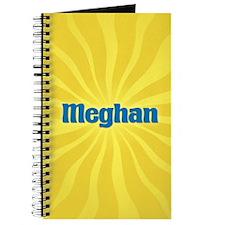 Meghan Sunburst Journal