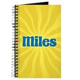 Miles Sunburst Journal