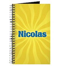Nicolas Sunburst Journal