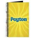Peyton Sunburst Journal