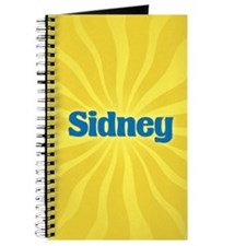 Sidney Sunburst Journal
