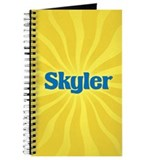 Skyler Sunburst Journal