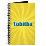 Tabitha Sunburst Journal