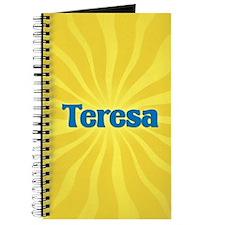 Teresa Sunburst Journal