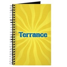 Terrance Sunburst Journal