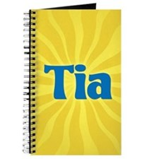 Tia Sunburst Journal
