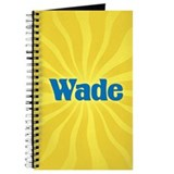 Wade Sunburst Journal