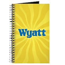 Wyatt Sunburst Journal