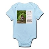 Wi Trail Riding Infant Bodysuit