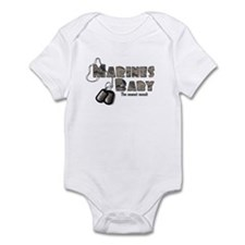 Marines Baby Infant Bodysuit