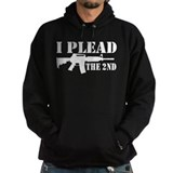I Plead the 2nd Hoody