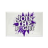 Join Fight GIST Cancer Rectangle Magnet (100 pack)