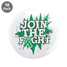 """Join Fight Liver Cancer 3.5"""" Button (10 pack)"""