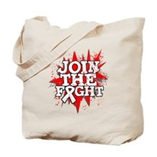 Join Fight Lung Cancer Tote Bag