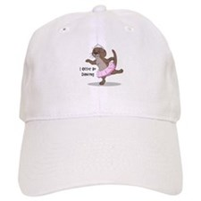 Otter illustration Baseball Cap