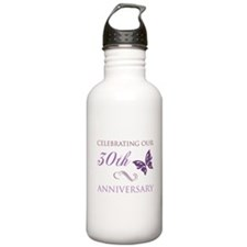 30th Anniversary (Butterfly) Water Bottle