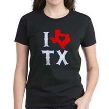 I Heart (Love) Texas Tee