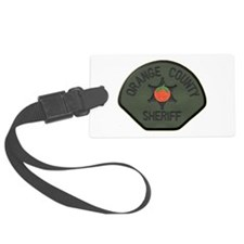 Orange County Sheriff SWAT Luggage Tag
