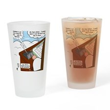 Whiner Drinking Glass