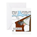 Whiner Greeting Cards (Pk of 10)