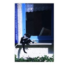 Lazy day in Cinque Terra Postcards (Package of 8)