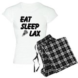 Eat Sleep Lax Pajamas