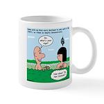 Adam's Lame Pick-up Line Mug