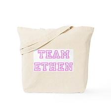 Pink team Ethen Tote Bag