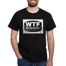 Win The Faceoff T-Shirt