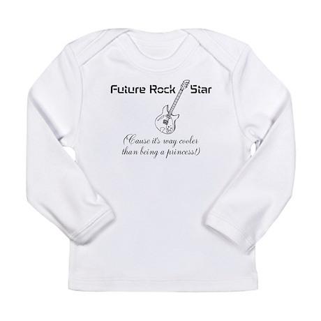 rock star Long Sleeve T-Shirt