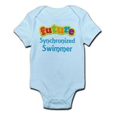 Future Synchronized Swimmer Infant Bodysuit