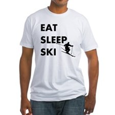 Eat Sleep Ski Shirt