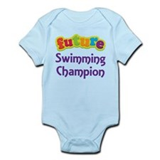Future Swimming Champion Infant Bodysuit