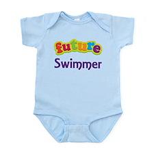 Future Swimmer Infant Bodysuit