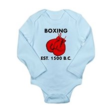 Boxing Est 1500 BC Baby Outfits
