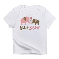 Funny Little sister Infant T-Shirt