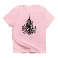 Vintage Chandelier Infant T-Shirt
