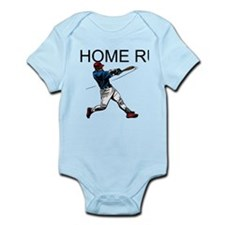 Home Run Infant Bodysuit