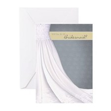 Will You Be My Bridesmaid Greeting Card (Pk of 20)