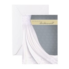 Will You Be My Bridesmaid Greeting Card (Pk of 10)